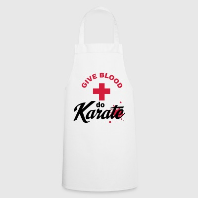 2541614 15797945 karate - Cooking Apron