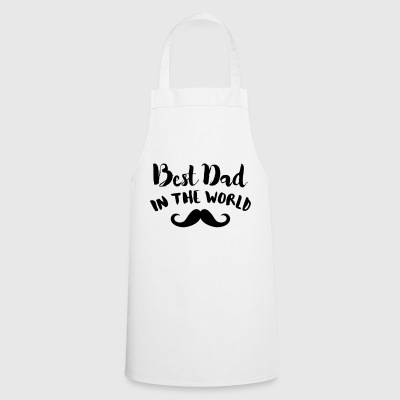 Best dad in the world - Cooking Apron