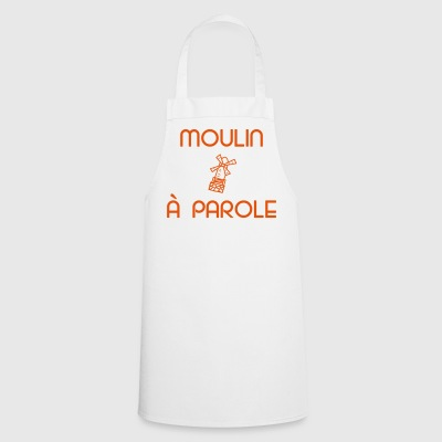logo orange - Tablier de cuisine