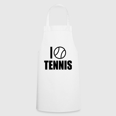 2541614 15380509 Tennis - Cooking Apron