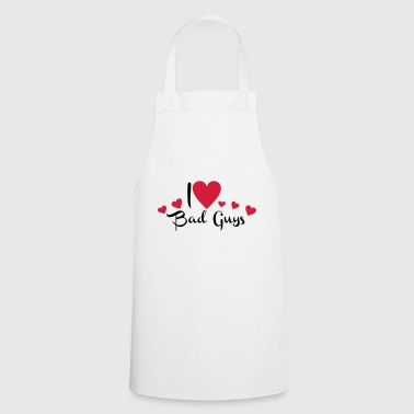 2541614 124574923 bad guys - Cooking Apron