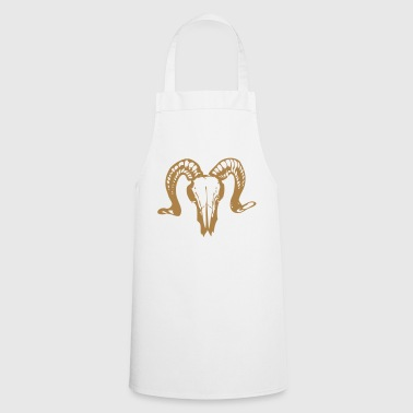 Scull 1 - Cooking Apron