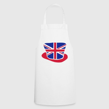 hat english english hat hut sombrero - Cooking Apron