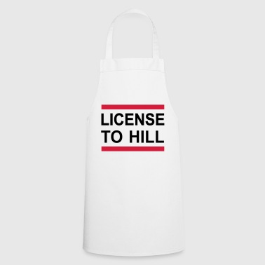 hill - Cooking Apron