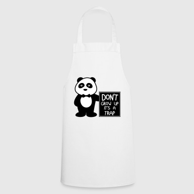 Do not grow up it's a joke - Cooking Apron