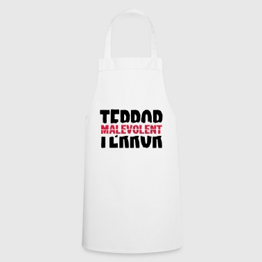 2541614 15684106 Terror - Cooking Apron