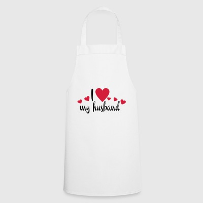 2541614 15898121 Husband - Cooking Apron
