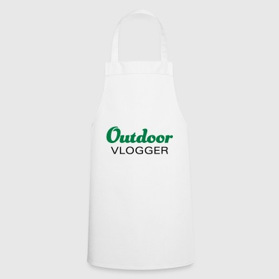 Outdoor vloggers and nature lovers - Cooking Apron