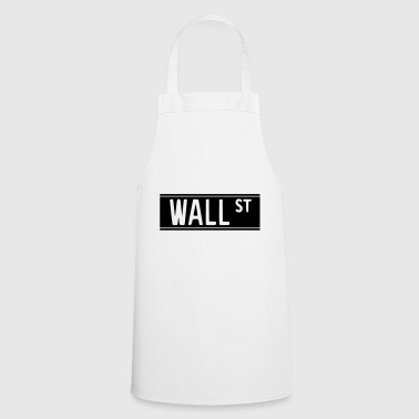 Wall Street 1 - Cooking Apron