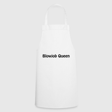 Blowjob queen - Cooking Apron