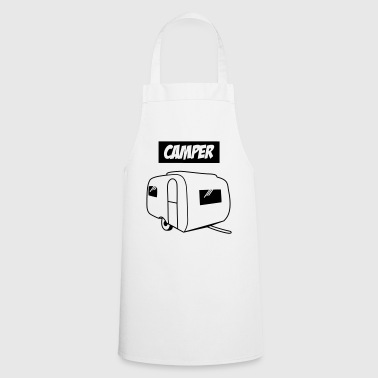 camper - Cooking Apron