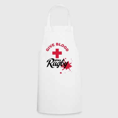 2541614 15776833 rugby - Cooking Apron