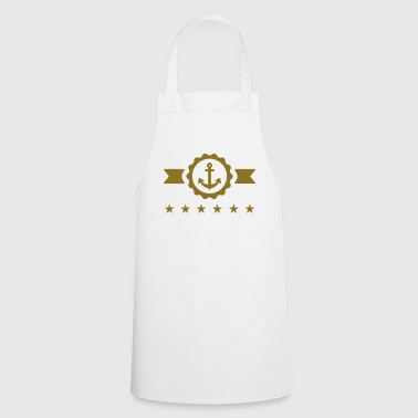 Sailor / Seaman / Seemann / Marin / Marine - Cooking Apron