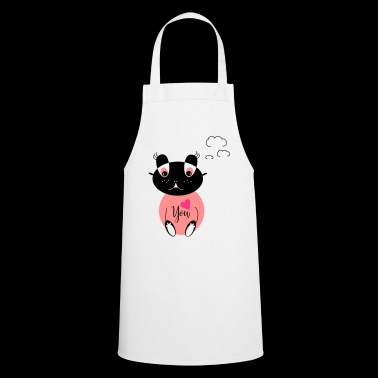 I love you - Love You - Cooking Apron