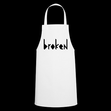 broken - Cooking Apron
