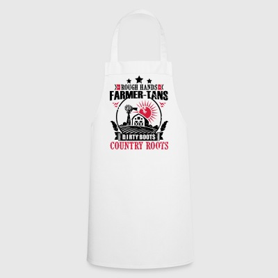 Farmer Dirty Boots - Cooking Apron