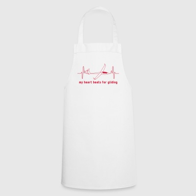Heartbeat gliding - Cooking Apron
