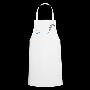 Feather writer author gift - Cooking Apron