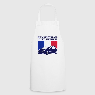 NO MAINSTREAM JUST FRENCH - Cooking Apron
