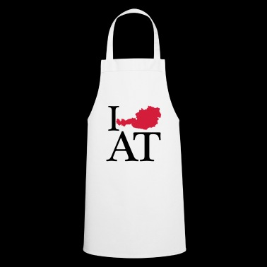I love AT - I love Austria - Cooking Apron