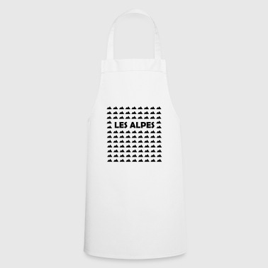The Alps - Cooking Apron