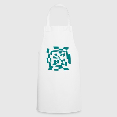 Surreal tunnel Abstract path 1c - Cooking Apron
