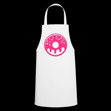 Dount with frosting - Cooking Apron
