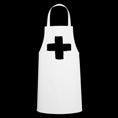 Plus cross - Cooking Apron