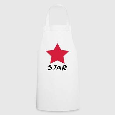 Asterisk / Deluxe / Star - Cooking Apron