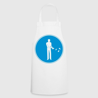 Streetsign # 1 - Cooking Apron