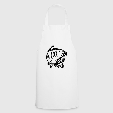 carp - Cooking Apron