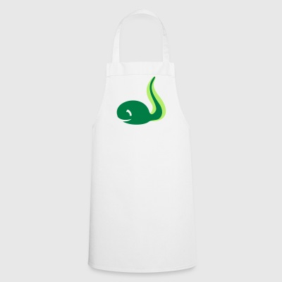 Frog tadpole - Cooking Apron