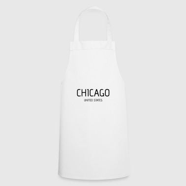 Chicago - Tablier de cuisine