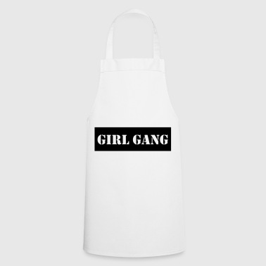 girl gang - Tablier de cuisine