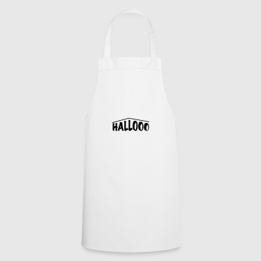 hallooo - Cooking Apron