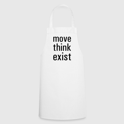 Move think exist - Cooking Apron