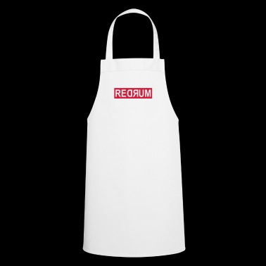 Redrum Clean - Cooking Apron