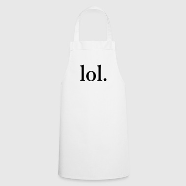 lol - Cooking Apron