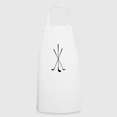 Golf - Golf clubs - Cooking Apron