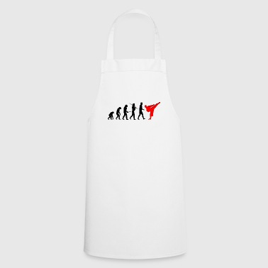 regalo Evolution Kickboxing - Grembiule da cucina