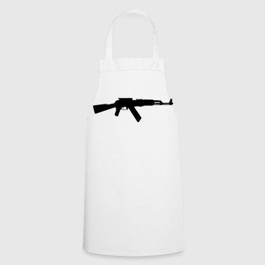 AK-47 assault rifle - Cooking Apron