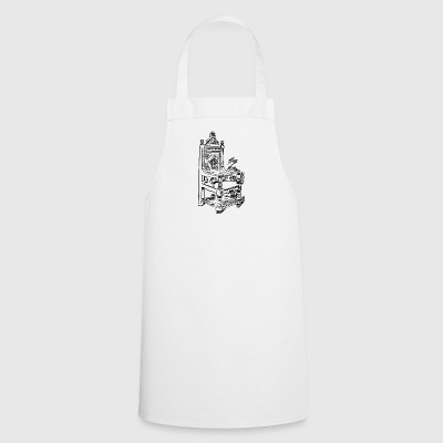 chair - Cooking Apron