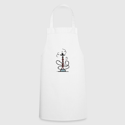 Hookah Graphic - Cooking Apron