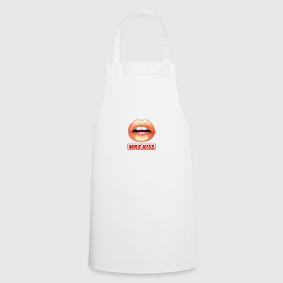 Miss Kiss - Cooking Apron