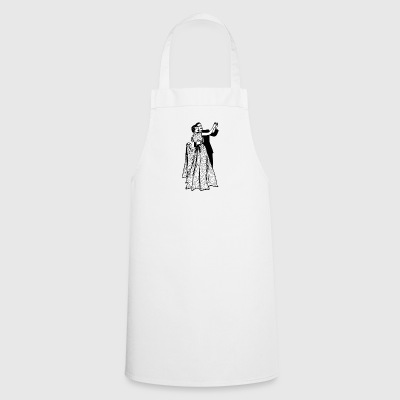 Dancing couple - Cooking Apron