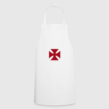 Maltese cross - Cooking Apron