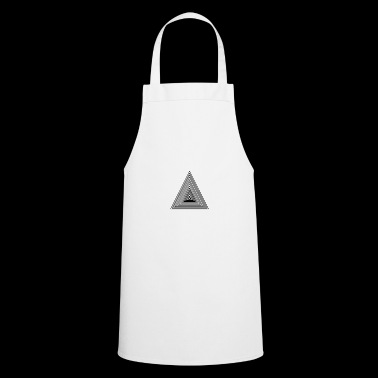 triangles - Cooking Apron