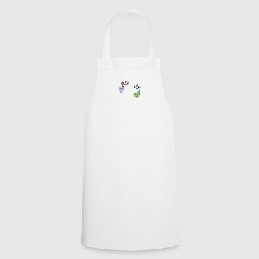 Two birds - Cooking Apron