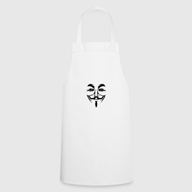 Anonymous Mask PNG Picture - Cooking Apron