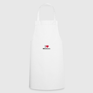 I LOVE MÜHLHAUSEN - Cooking Apron